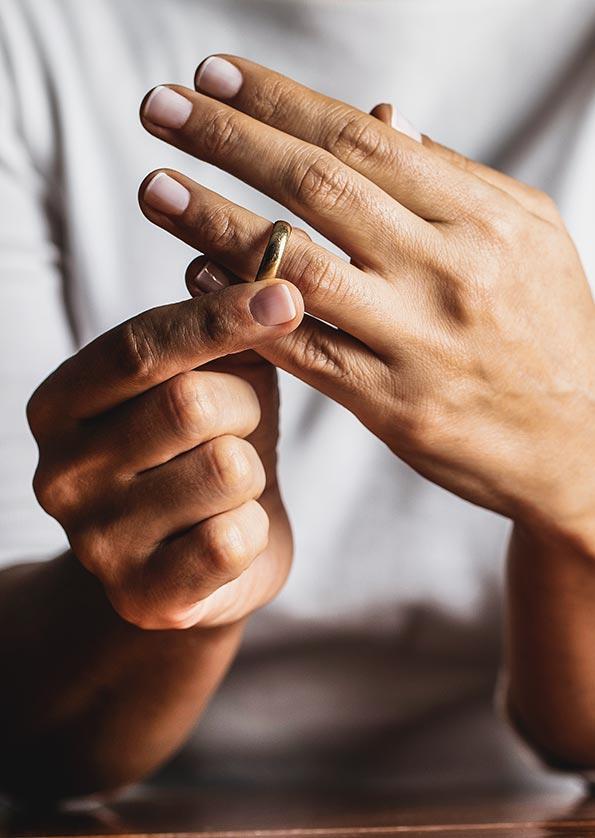 Cavada und Partner Rechtsgebiete Online Scheidung