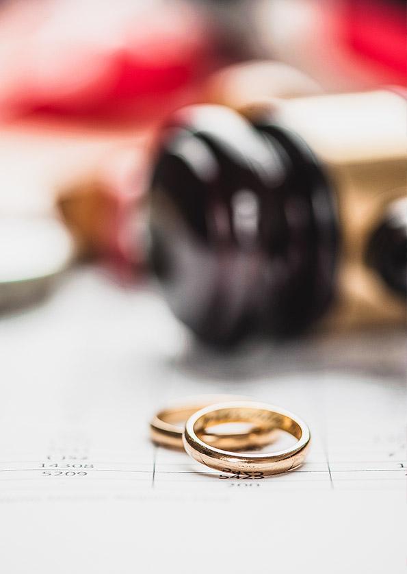 Cavada und Partner Rechtsgebiete Scheidungsrecht