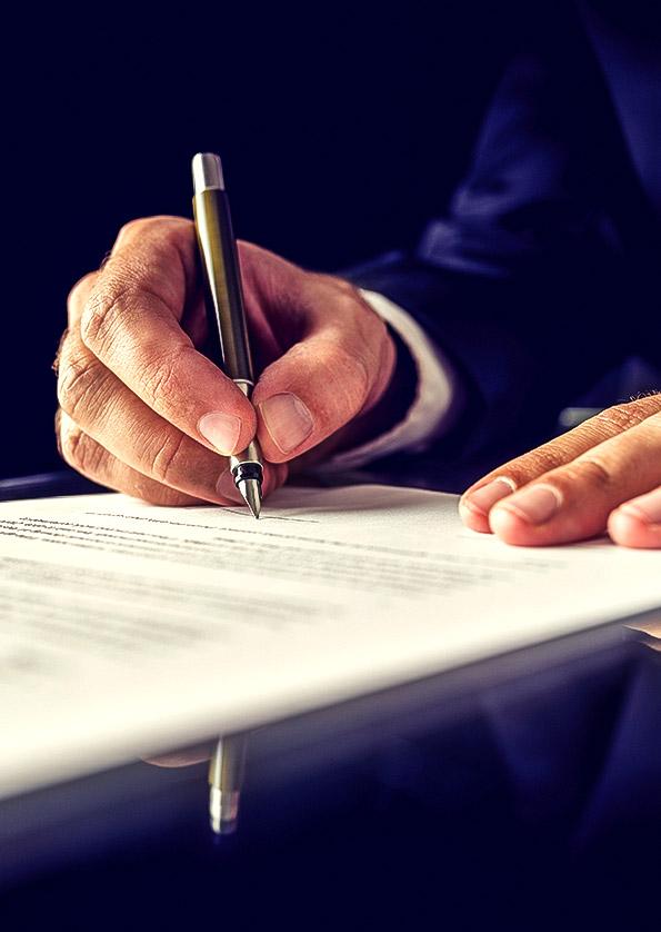 Cavada und Partner Rechtsgebiete Unternehmenskauf